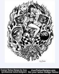 auto mechanic tattoo design yahoo search results yahoo image