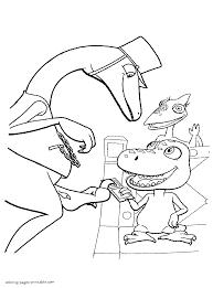 dinosaur train coloring pages olegandreev me
