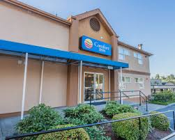 Closest Comfort Inn Comfort Inn Near Tulalip Resort Casino 10200 Quil Ceda Blvd