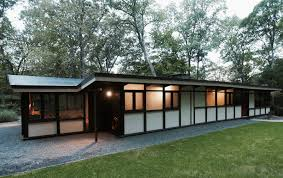 Midcentury House by 7 Midcentury Cabins To Inspire Your Rural Retreat The Spaces