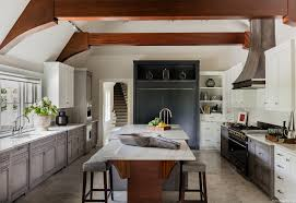 9 of our favorite rustic kitchens with exposed wood beams boston