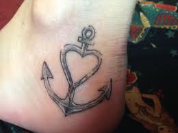cross heart anchor tattoo tattoos pinterest cross heart