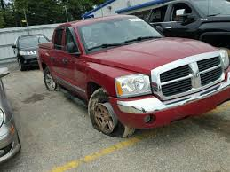 2006 dodge dakota salvage title 2006 dodge dakota crew pic 4 7l 8 for sale in