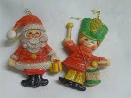 41 best vintage christmas ornaments images on pinterest vintage