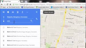 Route Maps by How To Send Google Route Map To Mobile Number Youtube