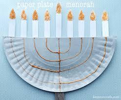 where can i buy a menorah 30 days of xyron paper plate menorah kids craft kingston crafts