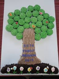 the 25 best family tree cakes ideas on family reunion