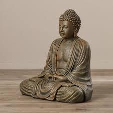 spiritual statues statues buddhas you ll wayfair