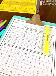 the printable princess letter recognition and alphabet activities