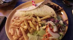 A nice wrap dish we enjoyed the second time next to the nasi and