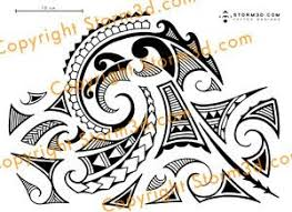 maori inspired tattoo designs and tribal tattoos images august 2009