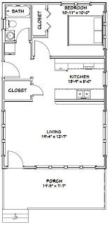 excellent floor plans 20x32 tiny house 20x32h4d 640 sq ft excellent floor plans