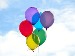 free colored balloons stock photo freeimages com
