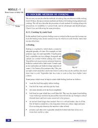 how must food be kept in a steam table method of cooking food