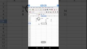 Spreadsheet Maker Online Androcalc Android Spreadsheet Editor For Xls Xlsx And Ods Youtube