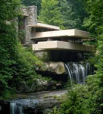 frank lloyd wright waterfall cool house favorite places spaces pinterest house frank