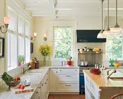 Kitchen Decorative Ideas Kitchen Yellow Small Walls Building Country Photos White Wall