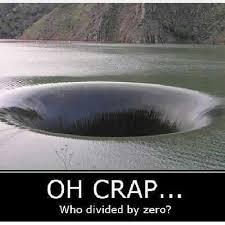 Divide By Zero Meme - undefined divide zero mathjokes math math funny
