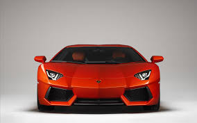 red orange cars lamborghini aventador lp700 4 waiting list orange studio front