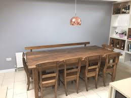 Custom Dining Room Tables - home design fascinating handmade kitchen table perfect custom