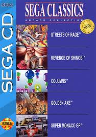 play sega classics 5 in 1 sega cd play retro
