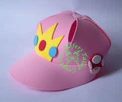 como hacer gorras de fomix del cars gorra mario bros microporoso gorras y viseras pinterest