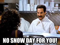 Snow Day Meme - memes that perfectly describe this weather