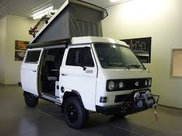 Westfalia Awning For Sale 1987 Volkswagen Vanagon Westfalia Syncro German Cars For Sale Blog