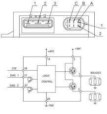 spectromatic ltd bre 6 12 relay glow plug system 7700100703