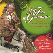fairy grandmother liz the fairy grandmother sings children s christmas