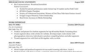 Journalist Resume Sample by 100 Resume Samples Journalism Simple Resume Format For