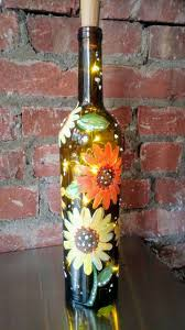 sunflower wine bottle with lights fri dec 01 7 30pm at pinot s