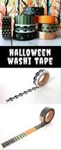 Halloween Washi Tape by Halloween Themed Washi Tape For Invitations Bullet Journals