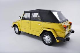 volkswagen thing yellow 1974 volkswagen thing stock 197401 for sale near new hyde park