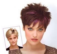 funky haircuts for fine hair pictures on funky short hairstyles for women hairstyles for girls