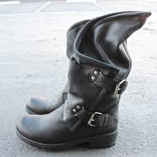 womens flat biker boots best 25 leather motorcycle boots ideas on pinterest motorcycle