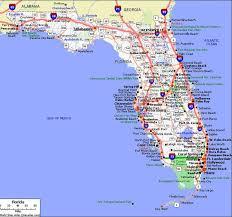 map melbourne fl florida map