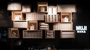 muji turns one in india architectural design interior design