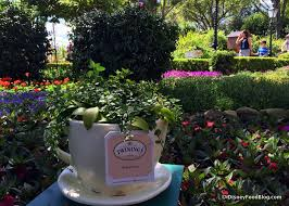 news full food booth menus for 2018 epcot flower and garden