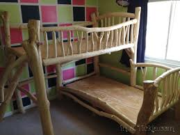 Tree House Bunk Beds In A Tickle - Treehouse bunk beds