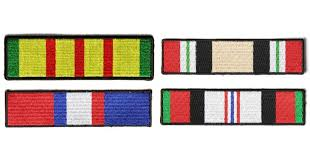afghanistan ribbon us armed forces service ribbon patches for iraq