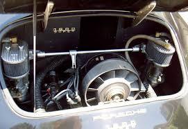 vw center mount fan shroud 1957 porsche 356 speedster replica for sale californiacar com
