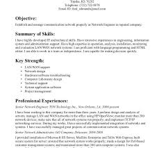 Network Design Engineer Resume Best Part Time Network Engineer Cover Letter Pictures Podhelp
