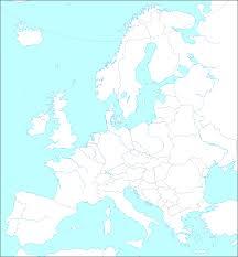 Printable Map Of Italy by Free Printable Maps Of Europe Inside Europea Map Evenakliyat Biz