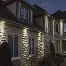 outdoor under eave lighting 10 best soffit lights images on pinterest exterior lighting