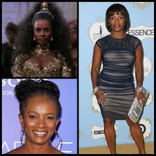 60 year old black women hair vanessa bell calloway from coming to america she s 58 almost 60