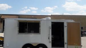 Kitchen Trailer For Sale by Fully Equipped 2016 8ft By 8 5 X 16ft Mobile Kitchen Food Trailer