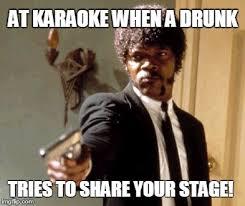 Funny Karaoke Meme - tries to share az meme funny memes funny pictures