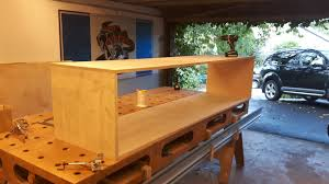 building a king size platform bed with storage u2013 bellevue woodshop