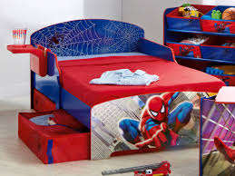 Round Red Rug Bedroom Furniture Boys Bedroom Adorable Image Of Sport Theme